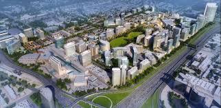Dallas Galleria Map Mall Area Redevelopment Tif District City Of Dallas Office Of