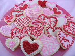 heart shaped cookies heart shaped food for s day