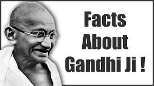 shocking unknown mahatma gandhi facts a1facts