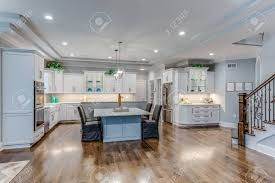 white kitchen cabinets with oak floors white kitchen with oak hardwood floors throughout