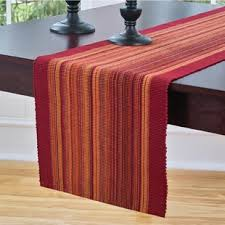 table runner 36 inch table runner wayfair