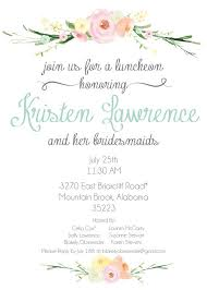 bridesmaid brunch invitations 8 best bridesmaid luncheon images on bridal showers