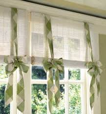 kitchen window dressing ideas 8 ways to dress up the kitchen window without a curtain