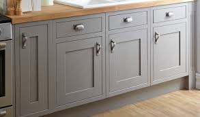 Kitchen Grey Grey Kitchen Cabinets With Butcher Block Countertops Outofhome