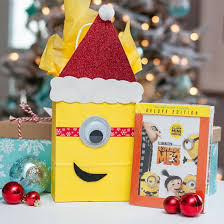 minion gift wrap diy gift wrap gallery craftgawker