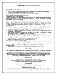 Objectives Examples For Resume by Best 25 Police Officer Resume Ideas On Pinterest Commonly Asked