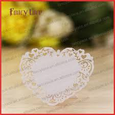 Wedding Decor Business Cards Compare Prices On Heart Shaped Business Cards Online Shopping Buy