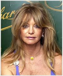 shag hairstyles for older women goldie hawn s long hairstyles for older women