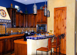 kitchen mexican kitchen design with cream cabinets plus completed