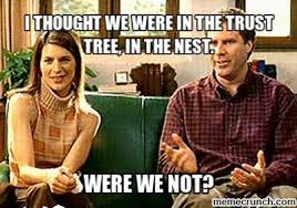 Old School Meme - school trust tree