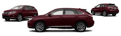 lexus mid size suv 2014 lexus rx 450h 4dr suv research groovecar