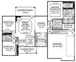 triple split floor plan so replica houses