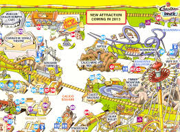 cedar fair parks map meet the november 2012