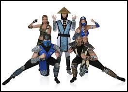 Mortal Kombat Scorpion Halloween Costume Video Game Group Costume Ideas Halloween Costumes Blog