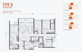 Floor Plan Studio Type Genkl Unit Layout Plan Floor Plan