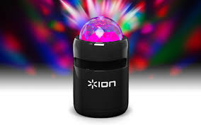 portable speaker with lights party starter wireless speaker with synchronized party lights