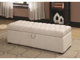 Fabric Storage Ottoman by Lofty Bedroom Storage Ottoman Bedroom Ideas