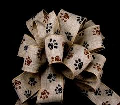 wired ribbon wholesale american ribbon wired canvas paw prints american ribbon
