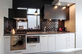 credence cuisine metro idee de credence cuisine 15 le carrelage metro en 40 id233es