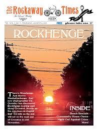 lexus santa monica matt unger rockaway times 8 13 15 by rockaway times issuu