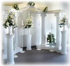Wedding Arches Columns Wedding Decoration Pillars Wedding Columns Wedding Stage
