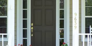 Exterior Door Sweeps by Weather Barrier System Waldorf Entry Doors See Thru Windows