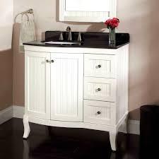 White Bathroom Vanity Ideas Adorable White Bathroom Vanity With Marble Top Ideas Inch White
