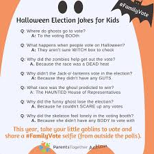 halloween voting humor to survive this ghoulish election
