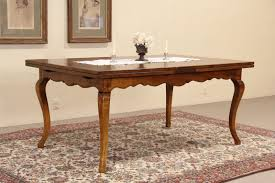 sold milling road by baker vintage maple dining table 2 pull