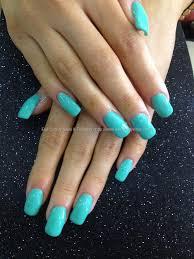 full set acrylic with gel polish 27 nail designs pinterest