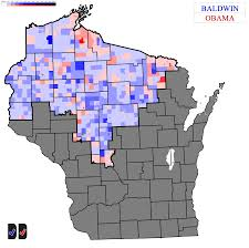 Map Of Northern Wisconsin by Wisconsin U S Senate What Can 2012 Tell Us About 2018