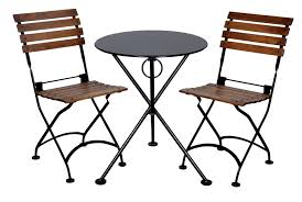Small Outdoor Bistro Table Stylish Folding Bistro Table And Chairs Set Top 10 Bistro Sets For