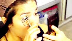 Makeup Ily baby wow gif find on gifer