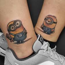 batman minion tattoo minions tattoo tattoo ideas pinterest minion tattoo tattoo