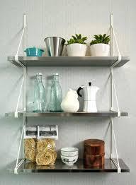 open kitchen shelf ideas kitchen pot shelves decorating ideas high shelf country store wall