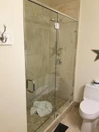 Installing Frameless Shower Doors Shower Door Replacement Glass Shower Door Installed Pacific