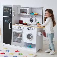 Kidkraft Kitchens Kidkraft Pepperpot Kitchen Wooden Play Kitchens Toy Kitchens