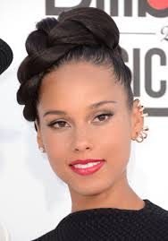 braided hairstyles updo pictures for black women alicia keys braided updo hairstyles popular haircuts
