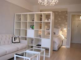 Studio Apartment Setup Ideas 25 Creative Ideas For Using Bookshelves As Room Dividers Studio