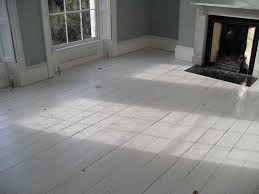 white painted wood floor thraam com