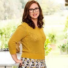 M El Mel Buttle Host The Great Australian Bake Off Lifestyle Com Au