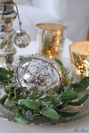 170 best christmas silver u0026 gold images on pinterest christmas
