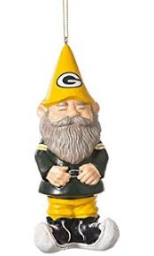 nfl green bay packers football ornament