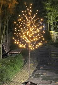 led tree lightshare led blossom tree 6 warm white home