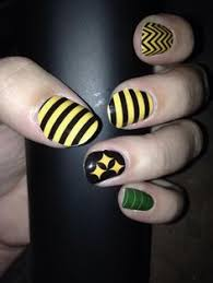 steelers nail art steelers nation nail wraps steelers jamberry