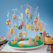 Decorated Easter Cookies Recipe