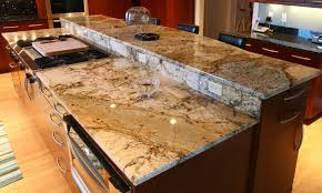 kitchen island granite countertop 21 granite countertop ideas granite guide