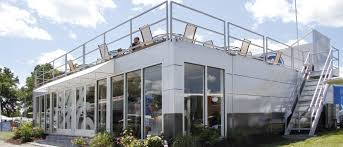 mods container homes and commercial displays