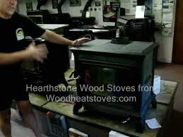 Heritage Soapstone Wood Stove Hearthstone Wood Stoves Full Line Overview Youtube