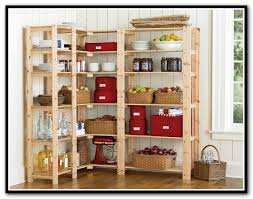 Wood Pantry Shelving by Pantry Shelving Systems Wood Home Design Ideas